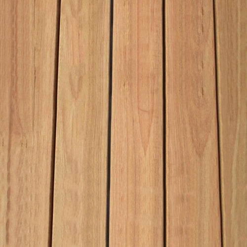 Australian Solid Decking - Blackbutt