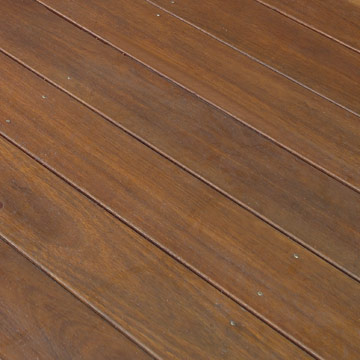 Australian Solid Decking - Spotted Gum