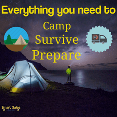 Camping, Survival and Outdoor Gear