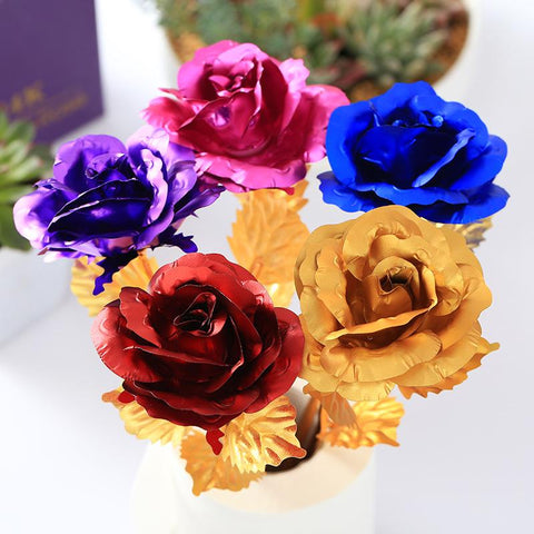 Buy Your Gold Rose Australia Best Valentines Present