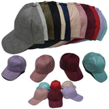 Men and Womens Baseball Hats and Caps Casual Sports hat Suede Snapback Hat Gorra Hombre solid cappello hip hop baseball cap - You can buy this awesome product from Smart Sales Australia!