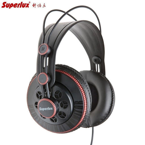 Superlux HD681 Headphone|3.5mm Jack Wired|Super Bass Dynamic |Noise Cancelling Headset| W/ Adjustable Headband 9ft Cable - You can buy this awesome product from Smart Sales Australia!