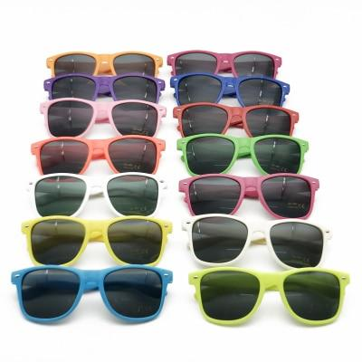 Bulk Customisable 48 Pack of Classic 80's Style Adult Sunglasses, UV400 Rated, with Spring Loaded Hinges, 20 Colours - You can buy this awesome product from Smart Sales Australia!