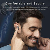 QCR Q1 Wireless Bluetooth Earphones w/ Multifunction MP3 Player LCD IPX7 Waterproof and 6000mAh Power Bank Carry Case - You can buy this awesome product from Smart Sales Australia!