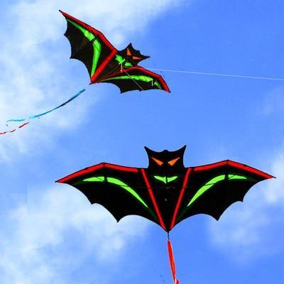 Colorful Cartoon Bat Kite For Kids and Adults Outdoor Activity - Smart Sales Australia