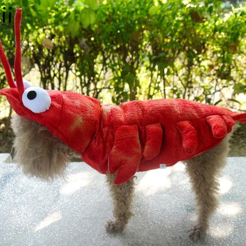 Red Lobster Costumes for Dog, Cat & More - You can buy this awesome product from Smart Sales Australia!
