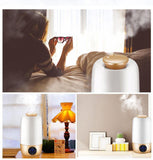 Ultrasonic Aromatherapy Cool Mist Humidifier for Office and Living Room