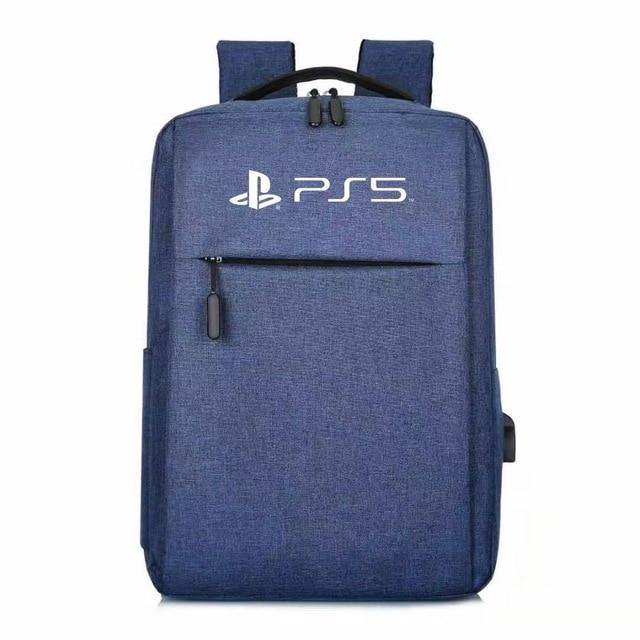 Sleek Design Storage Travel Backpack Bag for SONY Playstation 5 Console