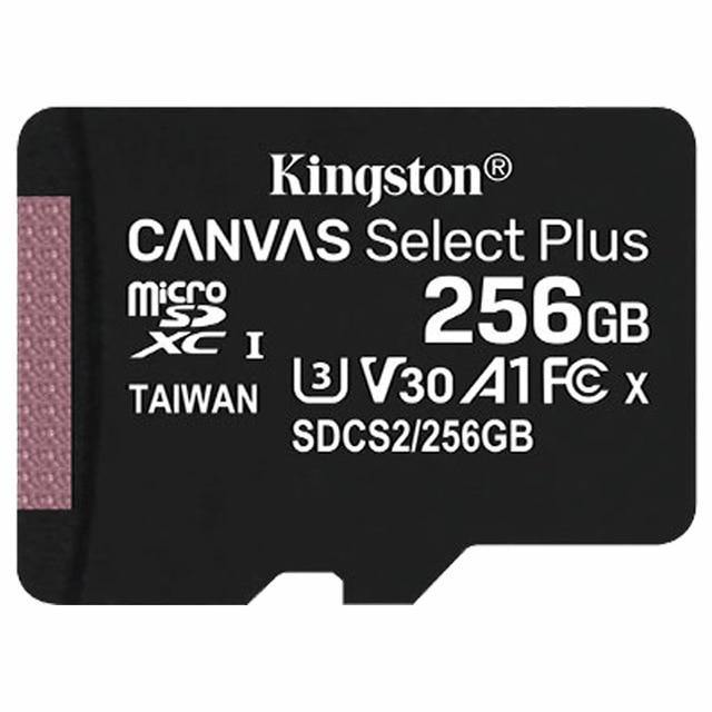 Kingston Class 10 High-Speed Micro SD Card for Phones