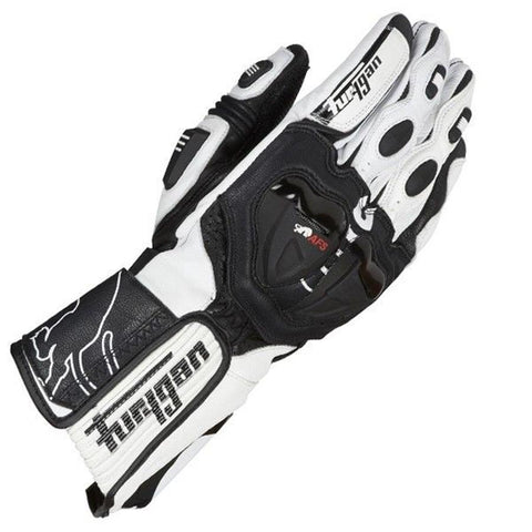 Free shipping Leather Driving Gloves Full Finger Protect - Best Partner for Cycling Racing Sport - You can buy this awesome product from Smart Sales Australia!
