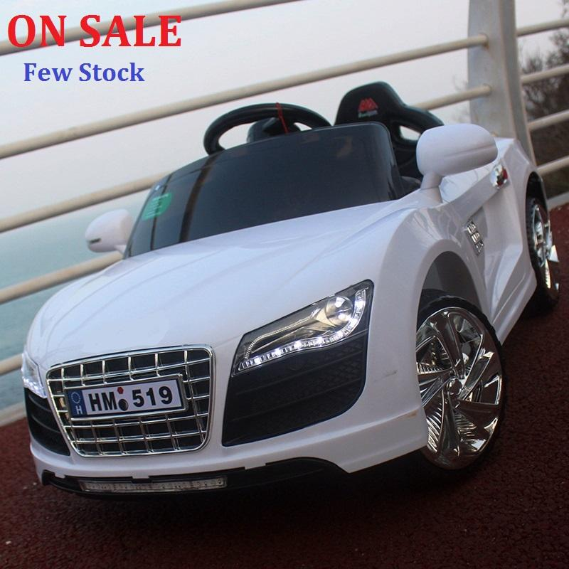 ON SALE!! Audi baby child electric car with a remote control toy car for children who can sit the baby stroller - You can buy this awesome product from Smart Sales Australia!