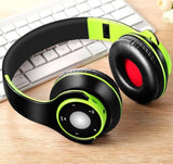 Tourya H8 Wireless BT Headphones Over Ear Head set |Support SD Card with Mic for PC, Phones Mp3 |Additional Feature-Change Music Style - You can buy this awesome product from Smart Sales Australia!