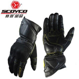 New Arrival Breathable Cowhide Sheepskin Motorcycle Sport Gloves - You can buy this awesome product from Smart Sales Australia!