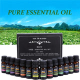RHJY 14 Pack of Aromatherapy Essential Oils for Diffusers and Humidifiers, 10ml each - You can buy this awesome product from Smart Sales Australia!