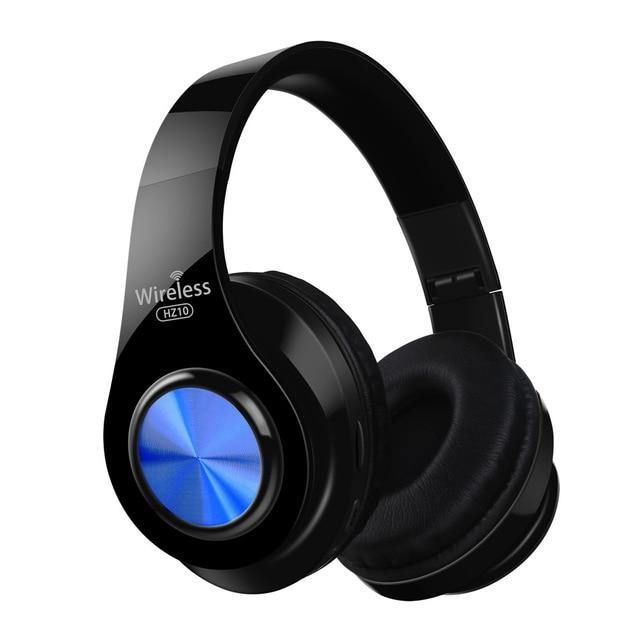 Tourya HZ10 Wireless Headphones Over Ear Bluetooth Headphone Foldable Headset Adjustable Earphone With Mic For TV Cellphone PC - You can buy this awesome product from Smart Sales Australia!