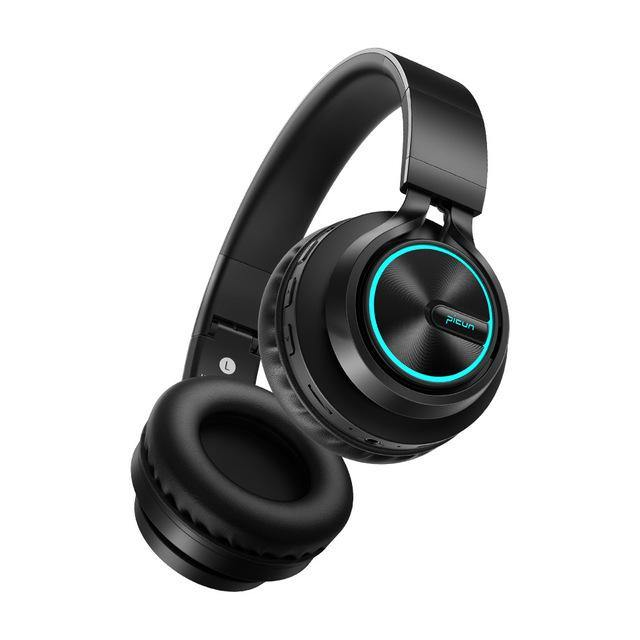 Tourya B6 Wireless BT Headphones Over Ear Head set |Colorful light| 12 Hours Working time Compatible with PC, Laptop Cell phones - You can buy this awesome product from Smart Sales Australia!