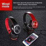 Tourya Wireless BT Headphones Over Ear Headset | Glowing LED Compatible with PC, Laptop Cell phones - You can buy this awesome product from Smart Sales Australia!