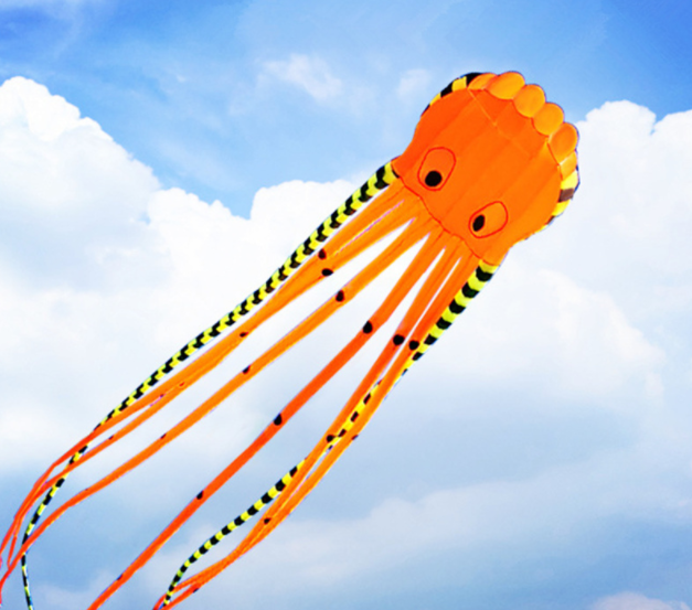Huge Inflatable Octopus Outdoor Sports for Adults and Kids Four Colors - Smart Sales Australia