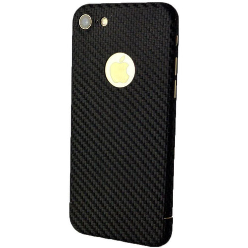 Carbon Case with Logo opening