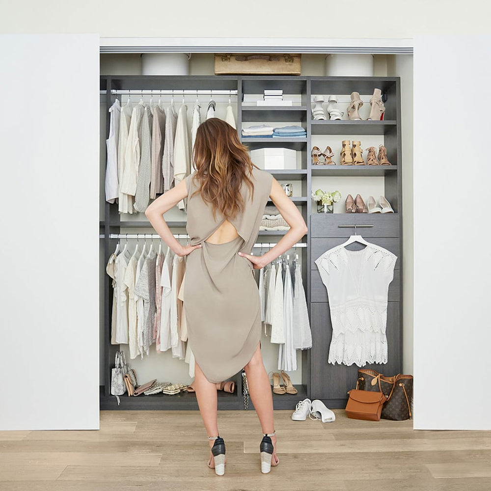 Tips to cleaning out your closet