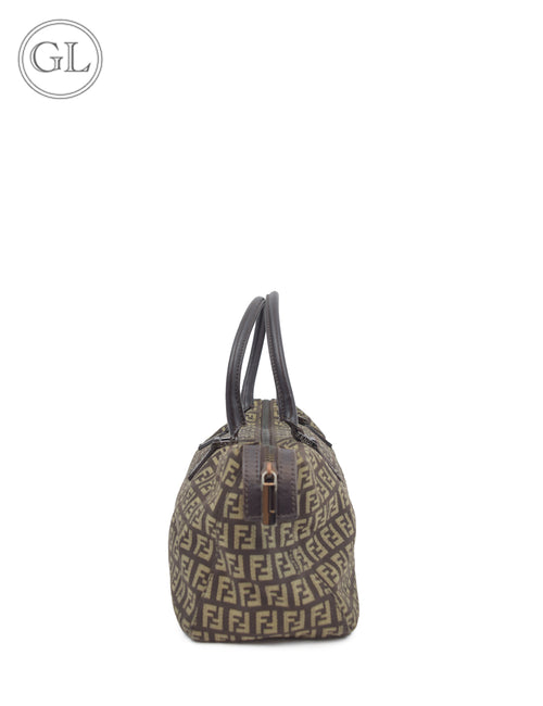 Fendi Metallic Zuchinno Bag