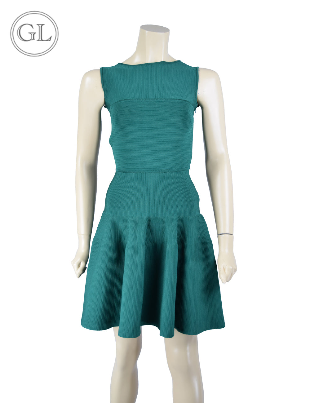 Issa london Green Dress - US 2
