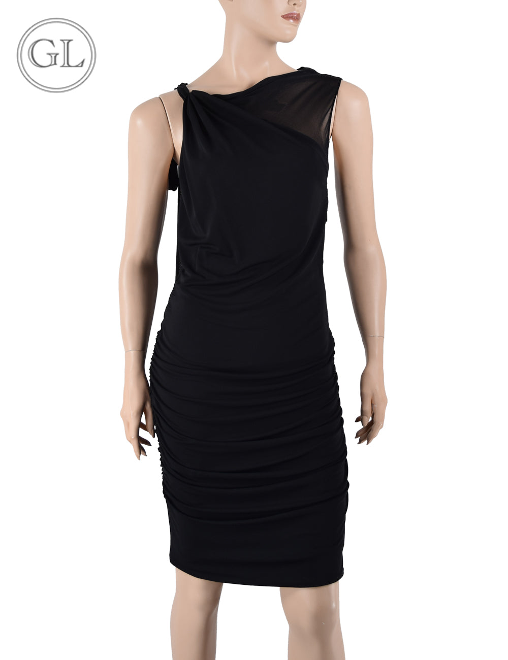 Roberto Cavalli Black Dress - US 6