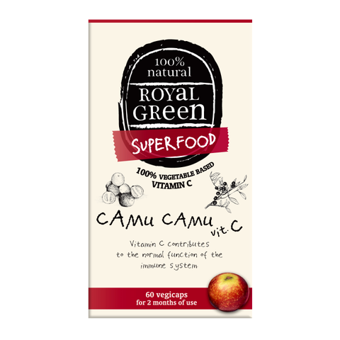 Camu Camu Royal Green