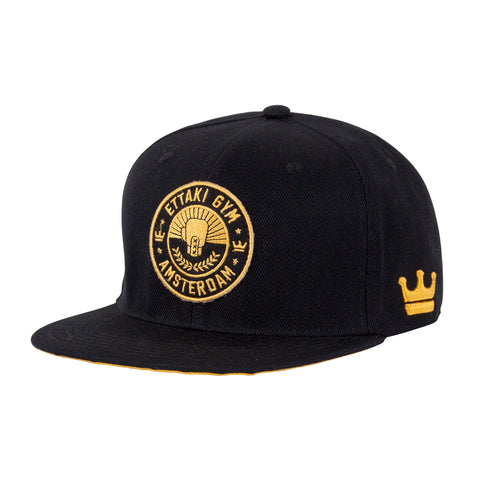 Ettaki Gym Snapback (yellow)
