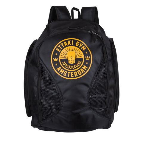 Backpack Ettaki Gym (black)