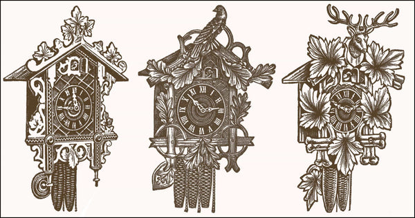 The History of The Cuckoo Clock
