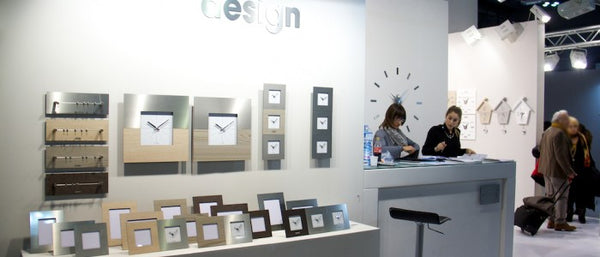 incantesimo design clocks showcase