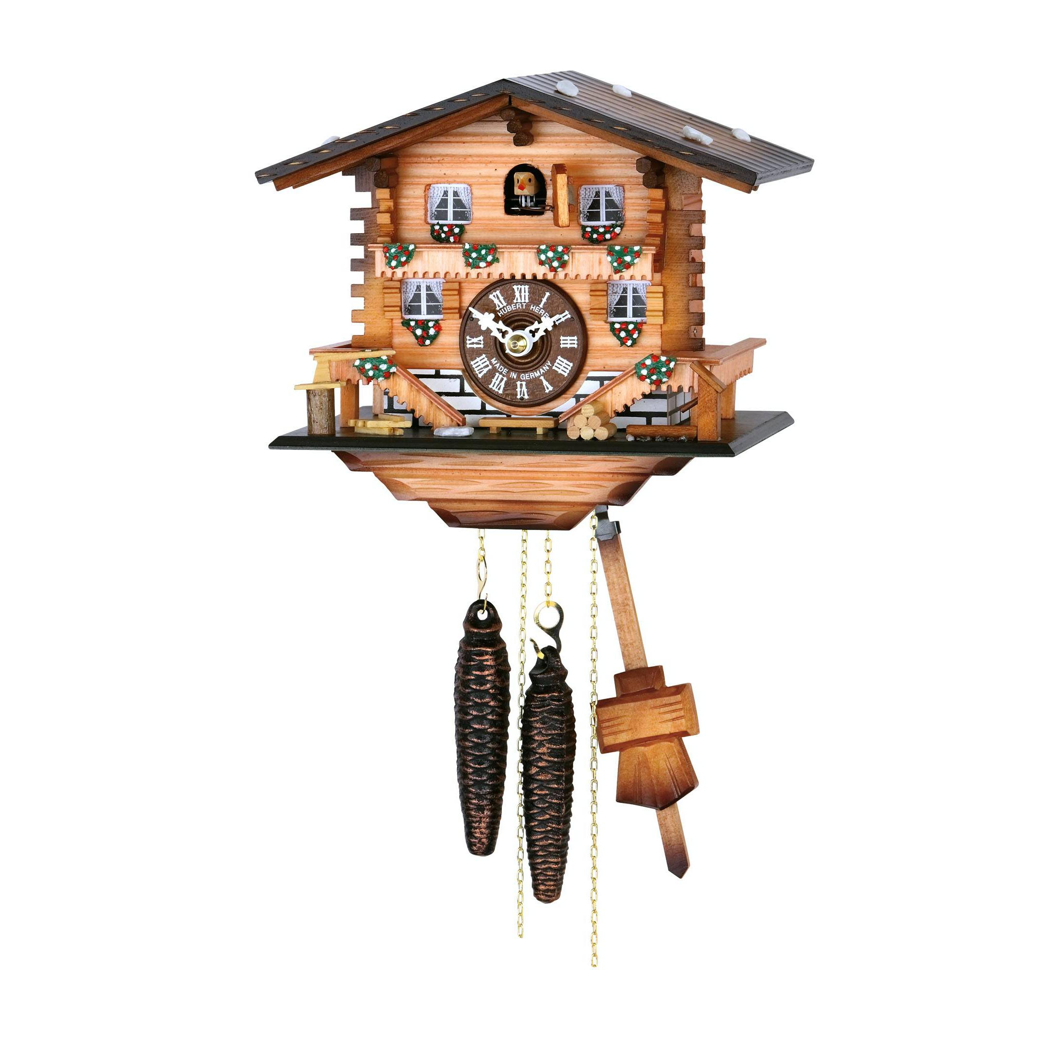 Collectables CHALET STYLE WOOD CUCKOO PENDULUM CUCKOO CLOCK PARTS