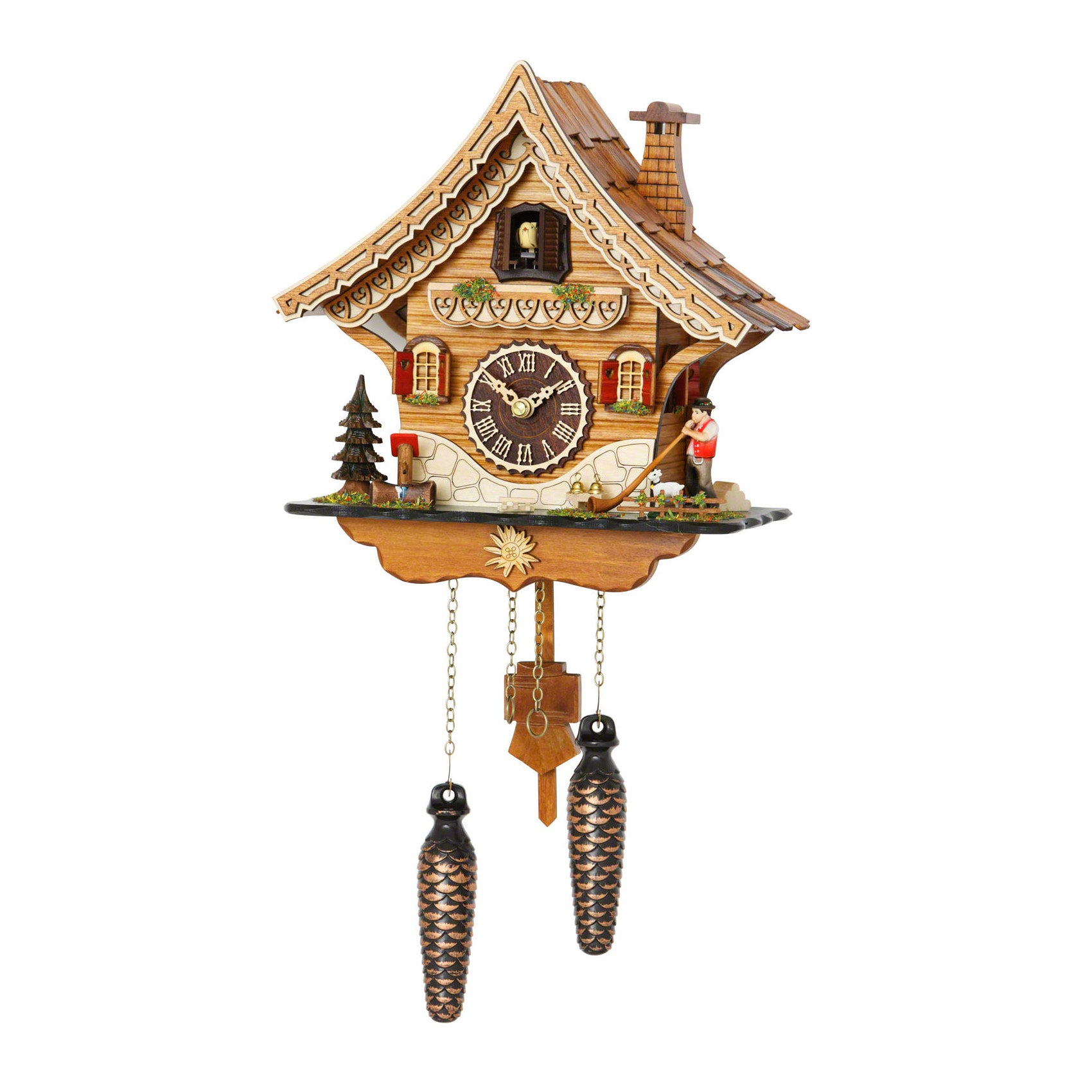 Only The Best Cuckoo Clocks In The World