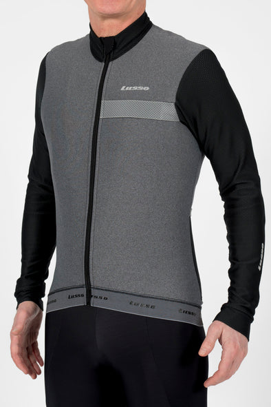 50 Shades Thermal Jacket - Lusso Cycle Wear