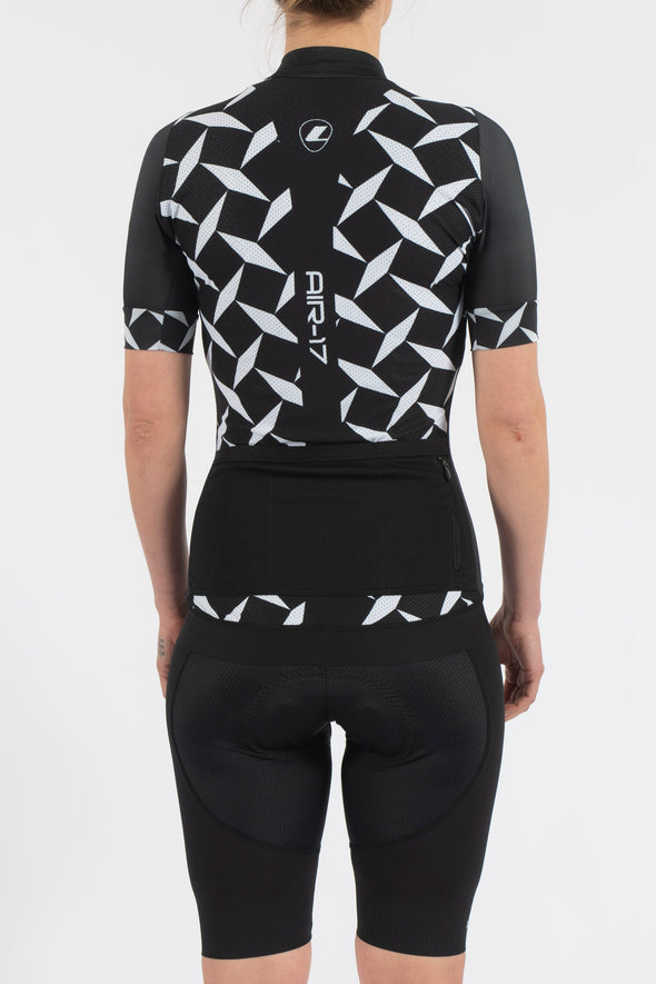 Air-17 Short Sleeve Jersey - Womens - Lusso Cycle Wear