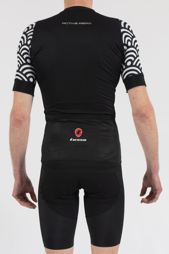 Active Aero 2019 Short Sleeve Jersey - Lusso Cycle Wear