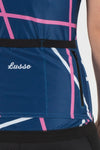 Mish Mash Short Sleeve Jersey - Womens - Lusso Cycle Wear