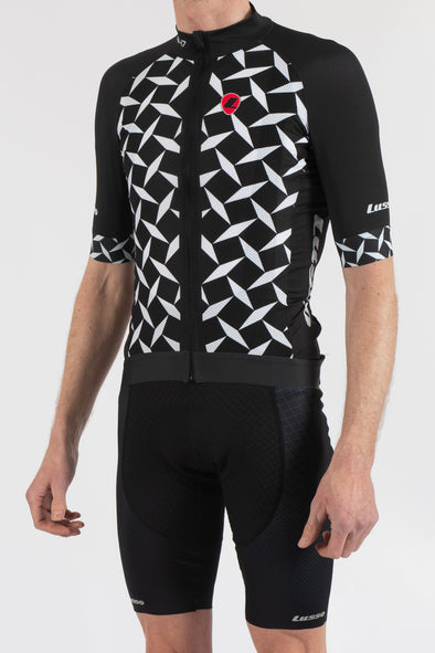 Air-17 Short Sleeve Jersey - Lusso Cycle Wear