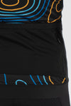 Terrain Black Short Sleeve Jersey - Lusso Cycle Wear