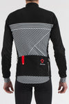 Stripes Long Sleeve Jersey - Lusso Cycle Wear
