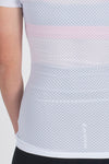 Race Base Mesh Short Sleeve - Womens - Lusso Cycle Wear