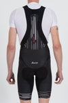 Dash Bibshorts Black - Lusso Cycle Wear