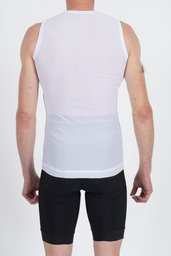 Race Base Mesh Vest - Lusso Cycle Wear