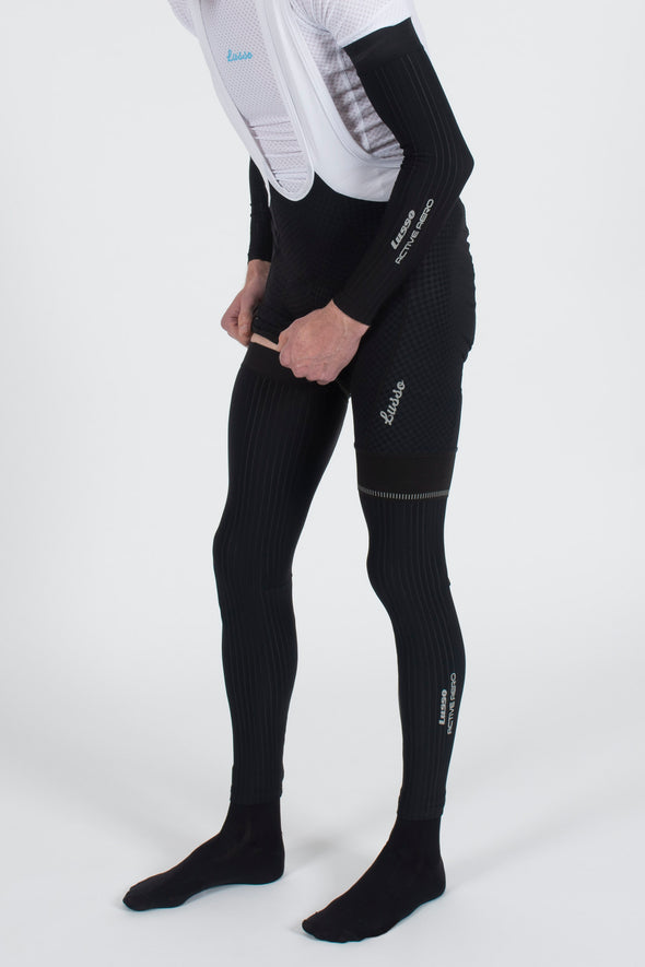 Active Aero Leg Warmers - Lusso Cycle Wear
