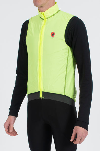 Skylon Gillet Flo/Black - Lusso Cycle Wear