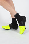 Thermal Toe Covers - Flo Yellow - Lusso Cycle Wear