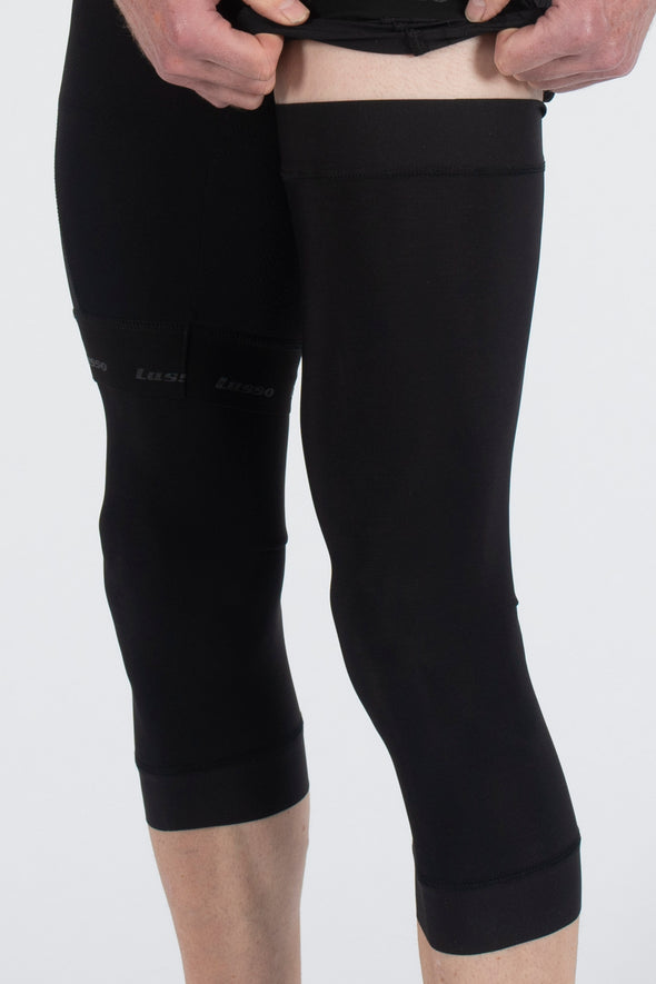 Max Repel Knee Warmers - Lusso Cycle Wear