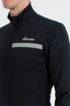 Aqua Extreme Jacket V2 - Black - Lusso Cycle Wear