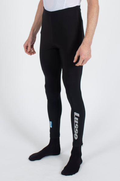 Full Monty Warm Up Thermal Tights - Mens - Lusso Cycle Wear